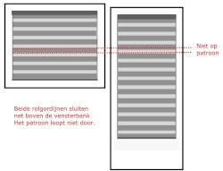 b5008fae711 Makkelijk opmeten duo rolgordijnen | Nu met meetgarantie!